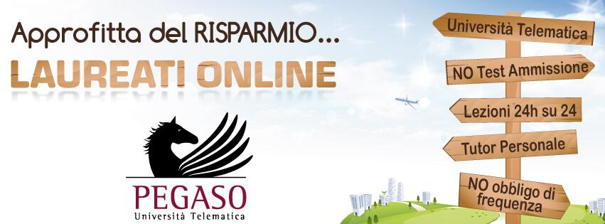 Università online Pegaso a Parma con la scuola privata G. Parini
