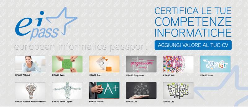 certificazioni informatiche a parma con centro studi parini eipass