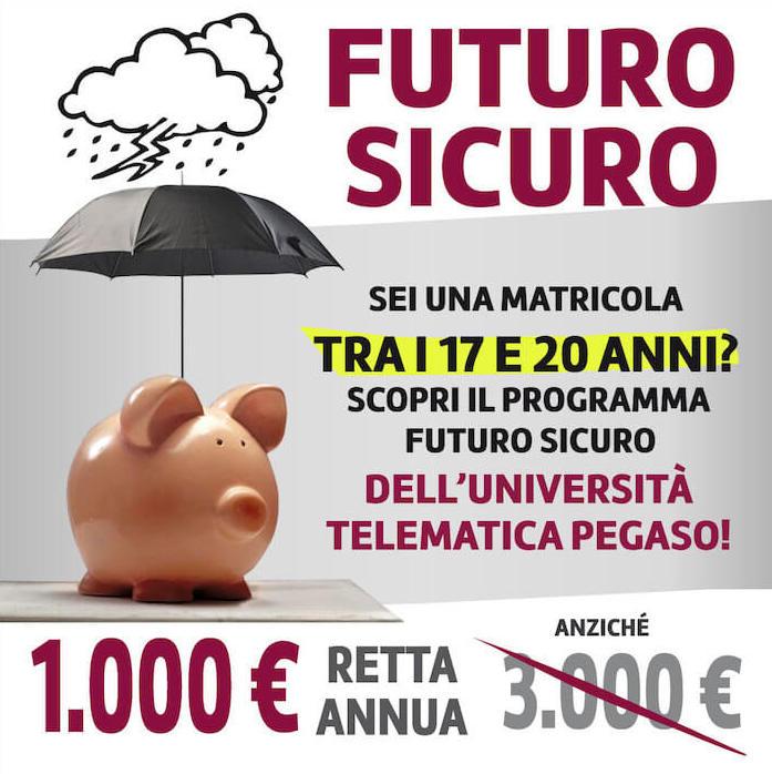 futuro sicuro unipegaso parma al centro studi G. Parini